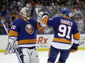 Islanders captain John Tavares ranks second among the Metro Division's top centers. Who else made our top 10?