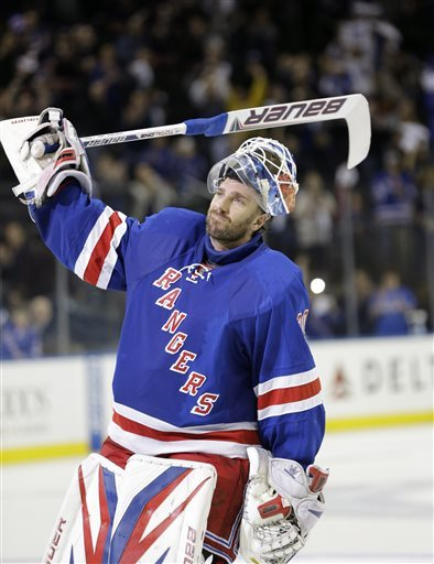 King Henrik Stands Tall: Rangers Edge Caps 1-0 To Force Game 7
