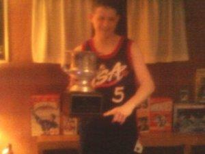 South River Champ: Twice, Derek Felix has won the prestigious South River Trophy.