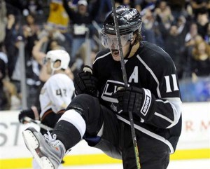 Anze Kopitar is one of our picks to have a big year. viewfrommyseats.com