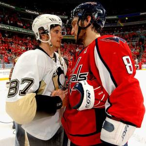 Metro Best: Sidney Crosby and Alex Ovechkin are two of the Metro Division's best players. A division full of talent, who are the best by position? Find out over the next few days. www.centericechat.com