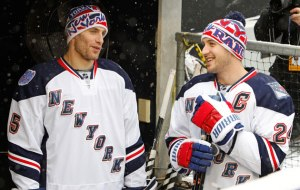 Dan Girardi and Ryan Callahan are on the trade block. It would be sad to see either go. Getty Images