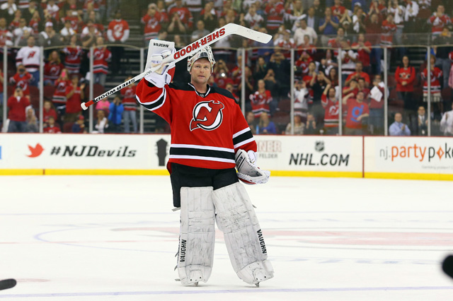 Brodeur Honored With Statue Number Retirement Battle Of Hudson
